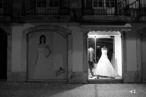 Hochzeitskleid, Lissabon 2014