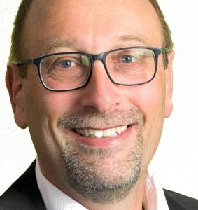 Porträt Wissenschaftsjournalist Dr. Frank Frick